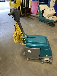 Tennant T1 Corded Walk behind Scrubber