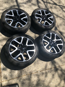 19 Jeep Compass 2019 Oem Wheels And Tires Set Of 4