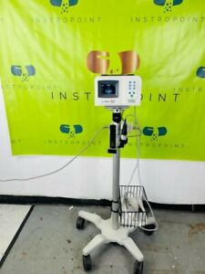Bard Site Rite Iv Ultrasound With Probe On Rolling Stand w221