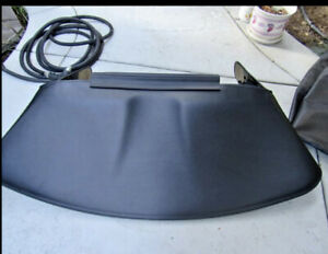 1994 2004 Ford Mustang Convertible Top Black Vinyl Dust Cover Tonneau Boot Oem