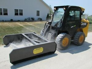 The Reliable Driveway Finisher grader Skidsteer Attachment Self Level Usa Made