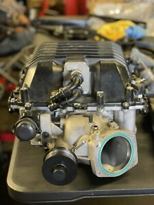 Lsa Supercharger With Zl1 Lid