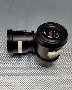 Zeiss Opmi 12 5 Eyepieces With Diopter Locks