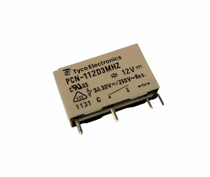 Tyco Pcn 112d3mhz General Purpose Relay 12vdc Spst no 3a Original