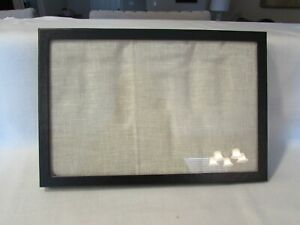 Flat Glass Top Display Case Made In The Usa 12 25 X 8 25 X 750 Overall