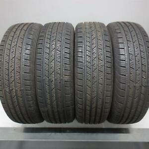 215 70r16 Continental Conticrosscontact Lx 100s Tire 10 32nd Set Of 4