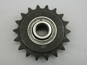 40a18hx5 8 5 8 Bore 18 Tooth Idler Sprocket For 40 Roller Chain