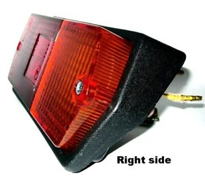 Kubota Tractor L 3400 L 3430 Right Hand Side Tail Lamp Tail Light Siganal Lamp