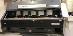 Used 2001 Excellon Router Driller Complete Printed Circuit Board Pcb Machine