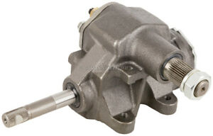 Manual Steering Gear Box For Chevy Buick Pontiac Olds Replaces Saginaw 505
