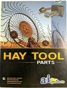 2012 A i Hay Tool Parts Pricing Book Farm Agriculture Equipment Catalog Ct624
