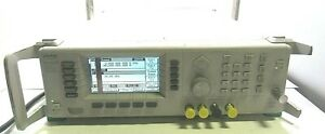 Anritsu 68369a nv 10 Mhz To 40 Ghz Synthesized Signal Generator free Shipping
