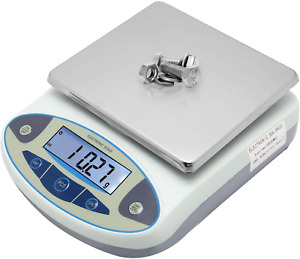 Cgoldenwall High Precision Lab Scale Digital Analytical Electronic Balance Lab