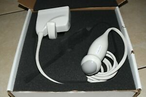 Philips 3d6 2 For Iu22 Curved 3d 4d Ultrasound Transducer Probe W4