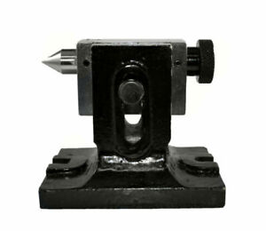 Soba Tailstock For Lathe With Adjustable Center Height 3 81 5 15