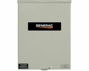 Generac Transfer Switch Rtsc400a3 in Hand Ready To Ship