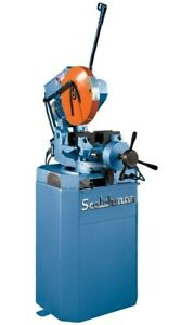 14 Blade Dia Scotchman Cpo 350 Pk Manual made In The Usa Cold Saw With Power