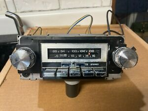 70s 80s Gm Am Fm Radio Chevy Buick Olds Gmc G Body Square Body C10