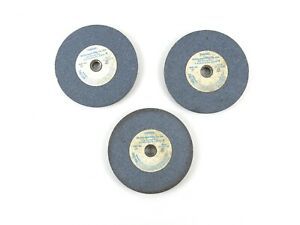 Themac Tool Post Grinder Grinding Wheel No 265 Lot Of 3