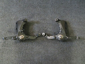 1987 1993 Ford Mustang 5 0l V8 Front Spindles Oem Factory Original Gt Lx Foxbody