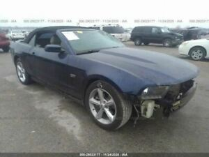 Driver Front Seat Bucket Convertible Leather Fits 10 12 Mustang 2369146