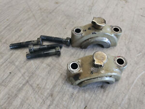 Atlas Craftsman 10 12 Lathe Headstock Spindle Clamps Hold Downs Oil Cups