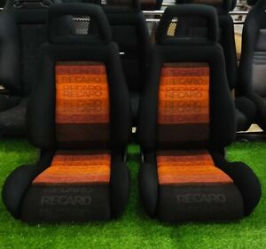 Used Genuine Recaro Ls C Fishnet Great Immaculate Condition Seats Discontinued