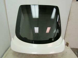 Jdm Acura Rsx Integra Oem Rear Hatch With Glass And Spoiler
