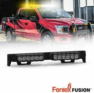 Official Feniex Fusion License Plate Kit license Plate Bracket 2x Fusion Sms