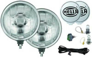 Hella 500 High Performance Round Driving Lamps Kit Hel005750952