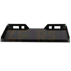 Quick Connector Skid Steer Mount Plate Compatible For Tractor Loader Plate