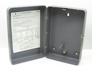 Paragon Electric Empty Timer Enclosure Box previously Used With 7007 00 Timer