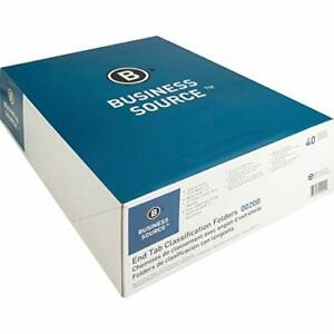 Business Source 3 4 Expanding Medical File Folders