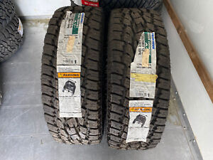 2 New Toyo Open Country A T Ii Lt285 70r17 121 118s E 10 285 70 17 At2