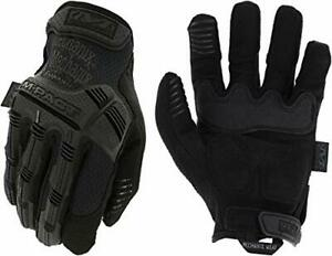 Mechanix Wear Mpt 55 011 M pact Covert Tactical Work Gloves X large All Black