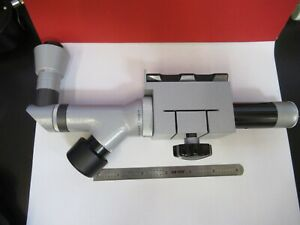 Leitz Germany Head 592617 Measuring Toolmaker Microscope Part As Pic a9 a 109