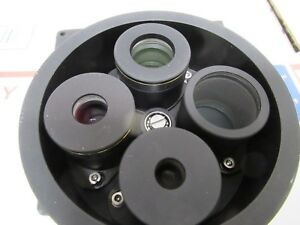 Zeiss Axiotron Germany Magnification Changer Optics Microscope Part 4 ft 3 18