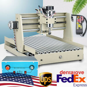 400w 3 Axis Cnc 3040t Router Engraver Milling Cutting Machine With Controller