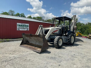 2005 Terex 760b 4x4 Tractor Loader Backhoe Cheap Only 2500hrs