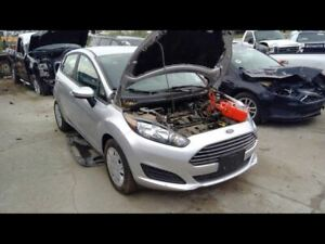 Fiesta 2018 Engine Assembly 663034