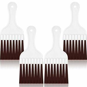 4 Packs Air Conditioner Condenser Fin Cleaning Brush Refrigerator Coil Cleani