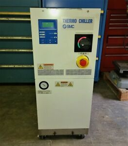 Smc Refrigerated Thermo Chiller Hrz002 w d