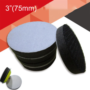 375mm Cushion Interface Pad Soft Hook And Loop Sanding Disc Backing Pads