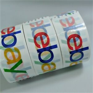 Multicolor Packing Tape Ebay Lot 3 Rolls 2 X 75 Each Multi Color