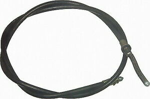 Parking Brake Cable Rear Left Right Wagner F110148