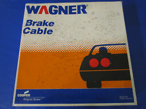 Parking Brake Cable Wagner F113218