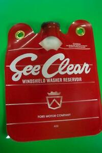 1955 1956 1957 Ford Thunderbird Correct New Seeclear Washer Bag 55 56 57