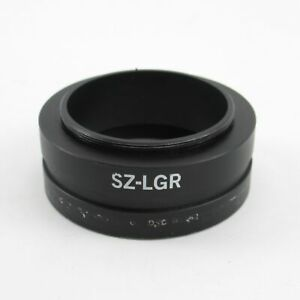 Olympus Sz lgr Ring Light Guide Adapter For Sz30 And Sz40 Stereo Microscope