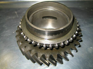 Chevy Np 833 2nd Gear Np440 A833 4 Speed Overdrive Transmission 1980 1987 Gmc