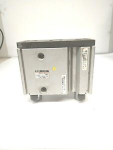 Smc Pneumatic Compact Guide Cylinder Mgqm40 40